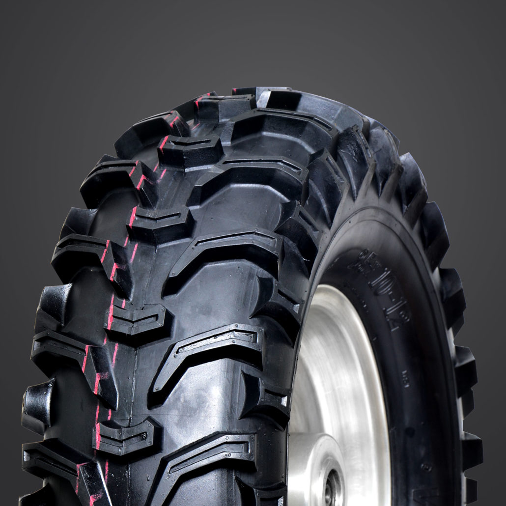 2 New Vee Rubber 22x11-10 22-11-10 VRM-189 Grizzly 6-Ply ATV Tires